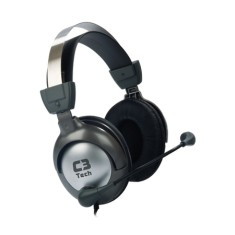Headset com Microfone C3 Tech Raptor MI-2870RS