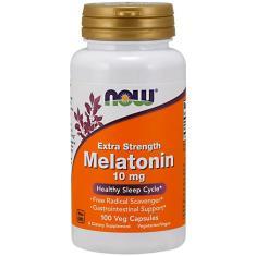 Imagem de Melatonina 10Mg - Extra Forte - Now Foods
