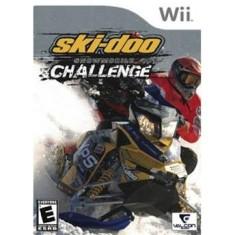 Jogo Ski-Doo: Snowmobile Challenge Wii Valcon Games