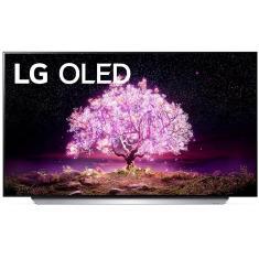 "Smart TV OLED 48"" LG ThinQ AI 4K HDR OLED48C1PSA"