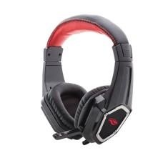 Headset com Microfone C3 Tech Crow PH-G100BK