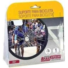 Imagem de Suporte de PAREDE/TETO para Bicicleta Bike  Brasforma