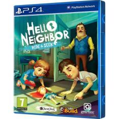 Imagem de Jogo Hello Neighbor: Hide and Seek PS4 Tiny Build