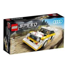 Imagem de Lego Audi Sport Quattro S1 1985 (set 76897 Speed Champions)