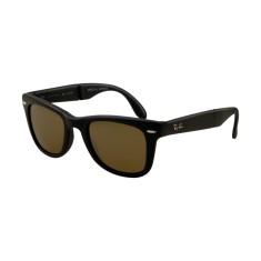 Foto Óculos de Sol Feminino Wayfarer Ray Ban RB4105 7530d7a910
