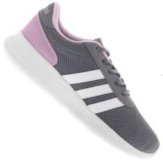 4879bb178e664 Tênis Adidas Feminino Caminhada Lite Racer