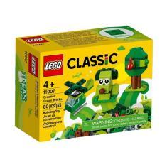 Imagem de LEGO Classic - Peças Verdes Criativas