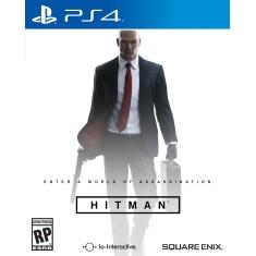 Jogo Hitman PS4 Square Enix