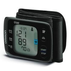 Imagem de Aparelho Medidor de Pressão De Pulso Digital Automático Omron HEM-6232T Bluetooth Connect