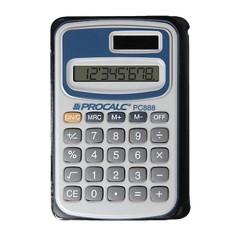 Calculadora De Bolso Procalc PC888