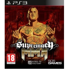 Jogo Supremacy MMA PlayStation 3 505 Games