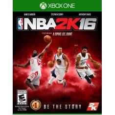 Jogo NBA 2K16 Xbox One 2K