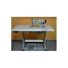 Maquina de Costura Reta e Zig Zag 20U,2000ppm,1Agulha,Nova