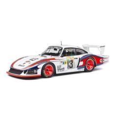 Imagem de Porsche 935 Moby Dick 24h Lemans 1978 1:18 Solido