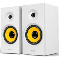 Caixa de Som Bluetooth Edifier R1080BT - 24W RMS - Bivolt - Branca - R1080BT-WT