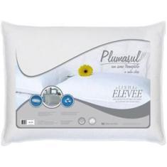 Imagem de Travesseiro 50% Pluma 50% Pena de Ganso-50X70-Tecido 100% Algodão/Percal 233 Fios