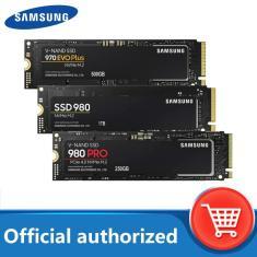 Imagem de Samsung-unidade de estado sólido m.2, ssd, 1tb, 970 evo plus, nvme, 980 pro, 250gb, disco rígido