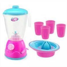 Imagem de Liquidificador Infantil Le Chef Com Acessórios Usual Brinquedos