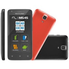 Smartphone Multilaser MS45 Colors P9009 8GB Android