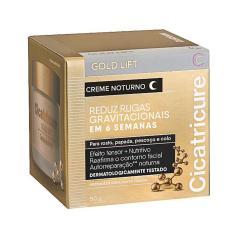 Imagem de Cicatricure Gold Lift Creme Facial Noturno 50g