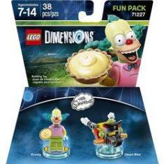 Imagem de Lego Dimensions Os Simpsons - 71227 - Fun Pack - 38 Peças