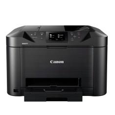 Impressora Multifuncional Canon Maxify MB5110 Jato de Tinta Colorida Sem Fio