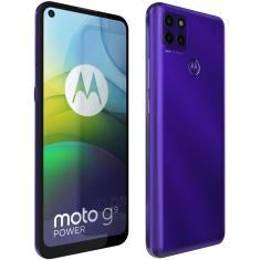 Imagem de Smartphone Motorola Moto G G9 Power XT2091-3 64GB Android