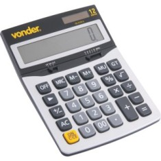 Calculadora De Mesa Vonder CS 312VII