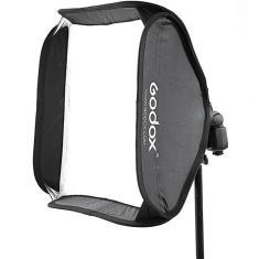 Imagem de Softbox Godox 60X60cm Para Flash Speedlite Sf-Uv60x60