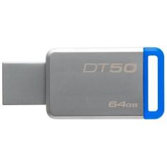 Pen Drive Kingston Data Traveler 64 GB USB 3.1 DT50/64GB