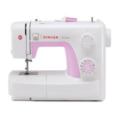 Máquina de Costura Doméstica Reta Overloque Simple 3223 - Singer
