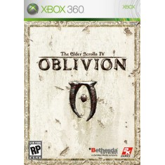 Jogo The Elder Scrolls IV Oblivion Xbox 360 2K