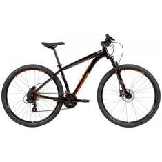 Imagem de Bicicleta Mountain Bike Caloi 24 Marchas Aro 29 Suspensão Dianteira Freio a Disco Hidráulico Extreme