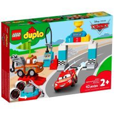 Imagem de LEGO DUPLO - Dia da Corrida do Relâmpago McQueen 10924