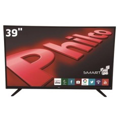 "Smart TV TV LED 39"" Philco PH39U20DSGW 3 HDMI"