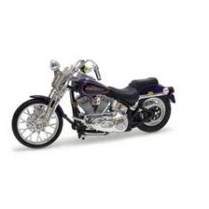 Imagem de Harley Davidson Fxsts Springer Softail 2001 Maisto 1:18