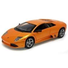 Imagem de Lamborghini Murciélago LP640 1:24 Maisto Laranja