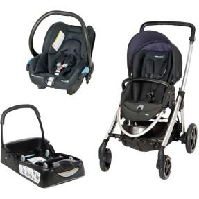 Carrinho de Bebê Travel System com Bebê Conforto Bébé Confort Elea