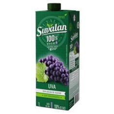 Suco De Uva 1L - Suvalan