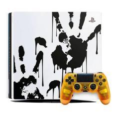 Imagem de Console Playstation 4 Pro 1 TB Sony Death Stranding Limited Edition 4K