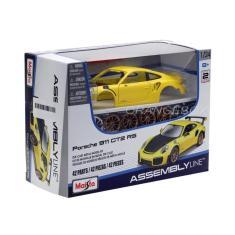 Imagem de Kit Montar Porsche 911 GT2 1:24 Maisto  1:24 Maisto