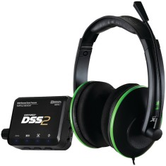 Headset com Microfone Turtle Beach Ear Force DXL1