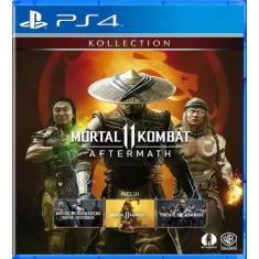 Jogo Mortal Kombat 11: Aftermath PS4 Warner Bros