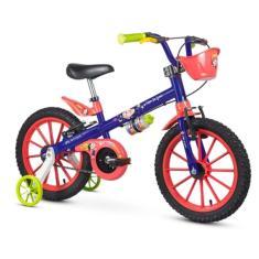 Bicicleta Nathor Lazer Aro 16 Show da Luna