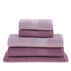 Imagem de Jogo de toalha de banho Fio Penteado Gigante 5 peças Buddemeyer