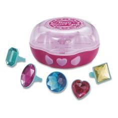 Imagem de Brinquedo Porta Joias Músical Princesas Mágicas Menina Luxo