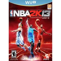 Jogo NBA 2K13 Wii U 2K
