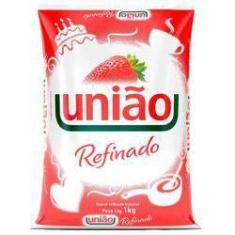 Imagem de Açúcar Refinado União Pacote 1 Kg