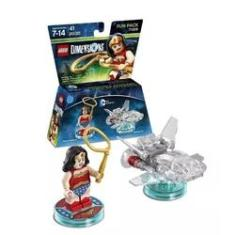 Imagem de Dc Comics Wonder Woman Fun Pack - Lego Dimensions