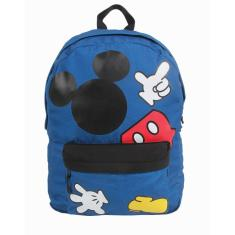 Mochila Escolar Dermiwil Mickey 30152